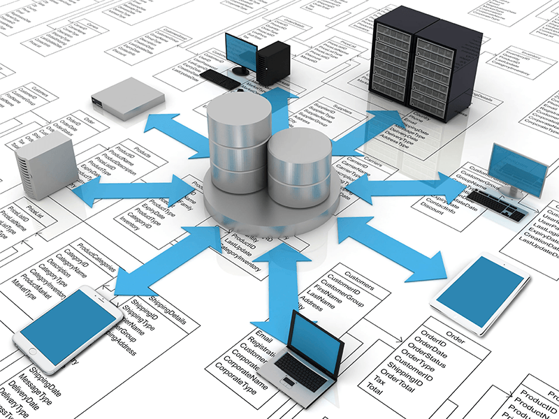 How to Properly Manage Database of Our Web Application