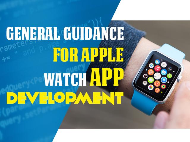 General-Guidance-for-Apple-Watch-App-Development