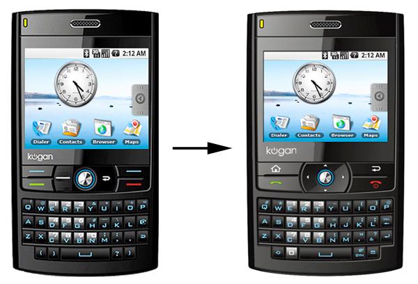 The Alternative To Dual SIM Mobile Phone- The Kogan Agora