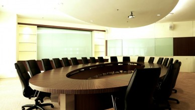 Boardroom for office