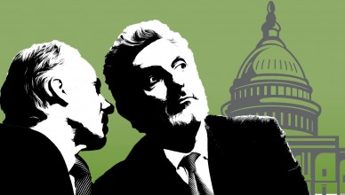 lobbyist in Washington DC