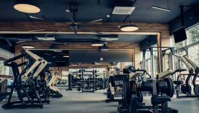 Cashing In On The Fitness Boom