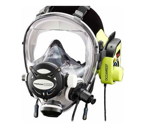 The Full Face Mask Diving Experience