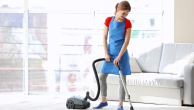 5 Types Of Vacuum Cleaners