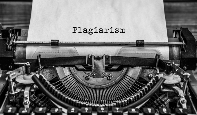 Plagiarism why people do it